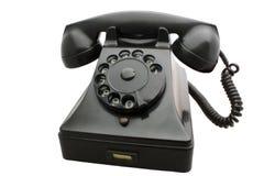 παλαιό τηλέφωνο Στοκ Φωτογραφίες