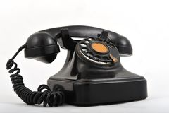 παλαιό τηλέφωνο στοκ φωτογραφία με δικαίωμα ελεύθερης χρήσης