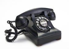 παλαιό τηλέφωνο Στοκ Εικόνα