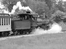 παλαιό τραίνο Στοκ Φωτογραφίες