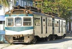 παλαιό τραίνο Στοκ φωτογραφίες με δικαίωμα ελεύθερης χρήσης