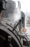 παλαιό τραίνο στοκ εικόνα