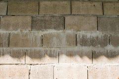Παλαιό υπόβαθρο τούβλου, ανοικτό πορτοκαλί στο ναό Στοκ Εικόνα