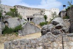 Παλαιό φρούριο Στοκ Εικόνες