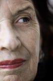 παλαιό χαμόγελο ηλικίας στοκ εικόνα με δικαίωμα ελεύθερης χρήσης