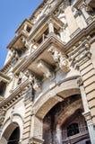 Παλαιό χρηματιστήριο στην πόλη κληρονομιάς του Ahmedabad Στοκ φωτογραφίες με δικαίωμα ελεύθερης χρήσης