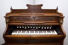 παλαιό όργανο Στοκ εικόνα με δικαίωμα ελεύθερης χρήσης