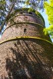 παλαιό ύδωρ πύργων τούβλο&upsilon Στοκ Εικόνες