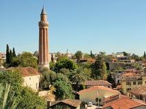 Παλαιό Antalya, Τουρκία Στοκ εικόνα με δικαίωμα ελεύθερης χρήσης