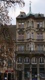 Παλαιό apotheke που χτίζει τη Μπρατισλάβα Σλοβακία Στοκ Φωτογραφίες