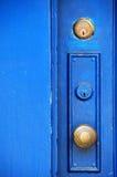 παλαιό doorknob στοκ εικόνες