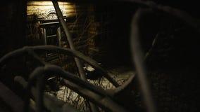 Παλαιό farmerhouse φιλμ μικρού μήκους