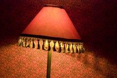Παλαιό lampshade Στοκ φωτογραφία με δικαίωμα ελεύθερης χρήσης