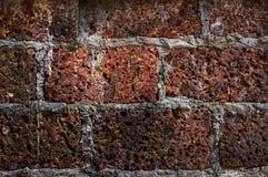Παλαιό laterite laterite τοίχων υπόβαθρο σύστασης, διακοσμητική ανώμαλη ραγισμένη πραγματική επιφάνεια τοίχων πετρών σχεδίων Στοκ Φωτογραφία