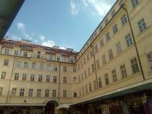 Παλαιό patio σπιτιών Στοκ φωτογραφία με δικαίωμα ελεύθερης χρήσης