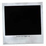 παλαιό polaroid Στοκ εικόνα με δικαίωμα ελεύθερης χρήσης