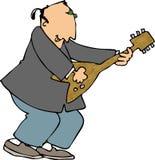 παλαιό rocker διανυσματική απεικόνιση