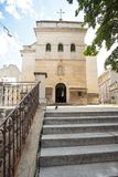 Παλαιό tempte σε Lviv Στοκ φωτογραφία με δικαίωμα ελεύθερης χρήσης