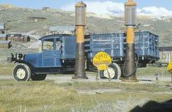 Παλαιό truck παράδοσης Στοκ Εικόνα
