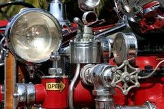 παλαιό truck πυρκαγιάς Στοκ φωτογραφία με δικαίωμα ελεύθερης χρήσης
