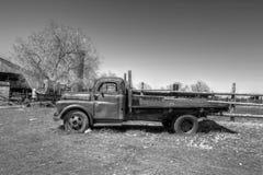 παλαιό truck Στοκ Εικόνα