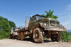 παλαιό truck Στοκ φωτογραφίες με δικαίωμα ελεύθερης χρήσης