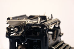 παλαιό typewritter Στοκ εικόνες με δικαίωμα ελεύθερης χρήσης