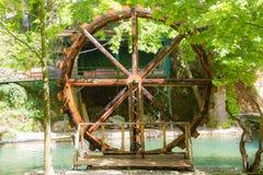 παλαιό watermill ξύλινο στοκ φωτογραφίες με δικαίωμα ελεύθερης χρήσης
