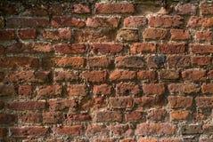 παλαιό wll τούβλου στοκ εικόνα με δικαίωμα ελεύθερης χρήσης