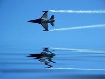 παλεύοντας αεριωθούμενα αεροπλάνα Στοκ Εικόνες
