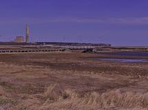 Παλιρροιακή γέφυρα 3489 λιμνών στοκ φωτογραφία με δικαίωμα ελεύθερης χρήσης