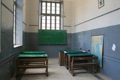 παλιό σχολείο της Αλεξάν&d Στοκ φωτογραφία με δικαίωμα ελεύθερης χρήσης