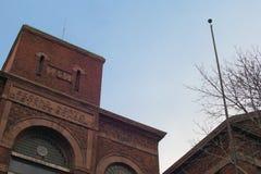 παλιό σχολείο Στοκ Εικόνα