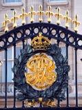 παλτό βραχιόνων βασιλικό Στοκ εικόνες με δικαίωμα ελεύθερης χρήσης