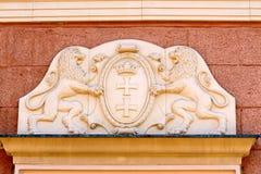 παλτό όπλων Στοκ φωτογραφία με δικαίωμα ελεύθερης χρήσης