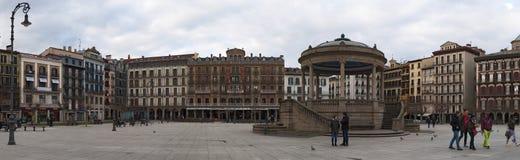 Παμπλόνα, βασκική χώρα, Ισπανία, Ευρώπη Στοκ φωτογραφία με δικαίωμα ελεύθερης χρήσης