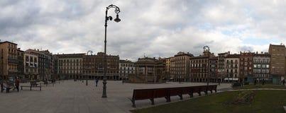 Παμπλόνα, βασκική χώρα, Ισπανία, Ευρώπη Στοκ εικόνες με δικαίωμα ελεύθερης χρήσης