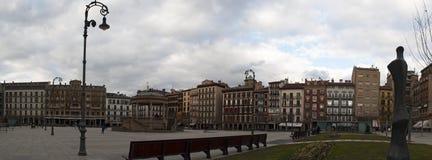Παμπλόνα, βασκική χώρα, Ισπανία, Ευρώπη Στοκ εικόνα με δικαίωμα ελεύθερης χρήσης