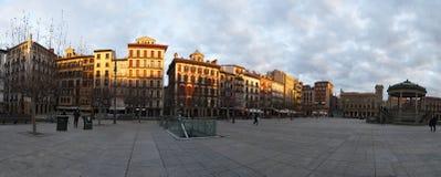 Παμπλόνα, βασκική χώρα, Ισπανία, Ευρώπη Στοκ φωτογραφίες με δικαίωμα ελεύθερης χρήσης