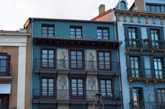 Παμπλόνα, Ναβάρρα, βασκική χώρα, Ισπανία, βόρεια Ισπανία, ιβηρική χερσόνησος, Ευρώπη Στοκ φωτογραφία με δικαίωμα ελεύθερης χρήσης