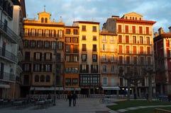 Παμπλόνα, Ναβάρρα, βασκική χώρα, Ισπανία, βόρεια Ισπανία, ιβηρική χερσόνησος, Ευρώπη Στοκ εικόνα με δικαίωμα ελεύθερης χρήσης