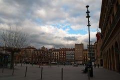 Παμπλόνα, Ναβάρρα, βασκική χώρα, Ισπανία, Ευρώπη Στοκ φωτογραφίες με δικαίωμα ελεύθερης χρήσης