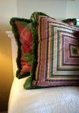 πανέμορφα μαξιλάρια Στοκ φωτογραφία με δικαίωμα ελεύθερης χρήσης