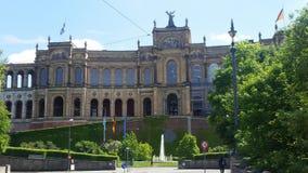 Πανέμορφη αίθουσα πόλεων Στοκ φωτογραφία με δικαίωμα ελεύθερης χρήσης