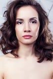 πανέμορφη γυναίκα πορτρέτου στοκ εικόνες με δικαίωμα ελεύθερης χρήσης