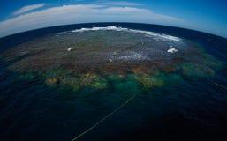Πανέμορφη κοραλλιογενής ύφαλος στη Ερυθρά Θάλασσα, Αίγυπτος Στοκ Εικόνες