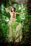 πανέμορφη κυρία Στοκ φωτογραφίες με δικαίωμα ελεύθερης χρήσης