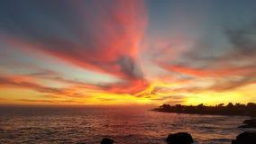 πανέμορφο ηλιοβασίλεμα στοκ φωτογραφία με δικαίωμα ελεύθερης χρήσης