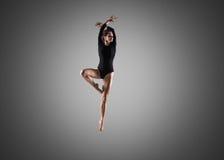 Πανέμορφο κορίτσι χορευτών Στοκ Εικόνα