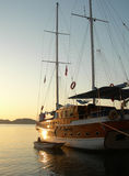 πανί Τουρκία Στοκ εικόνα με δικαίωμα ελεύθερης χρήσης